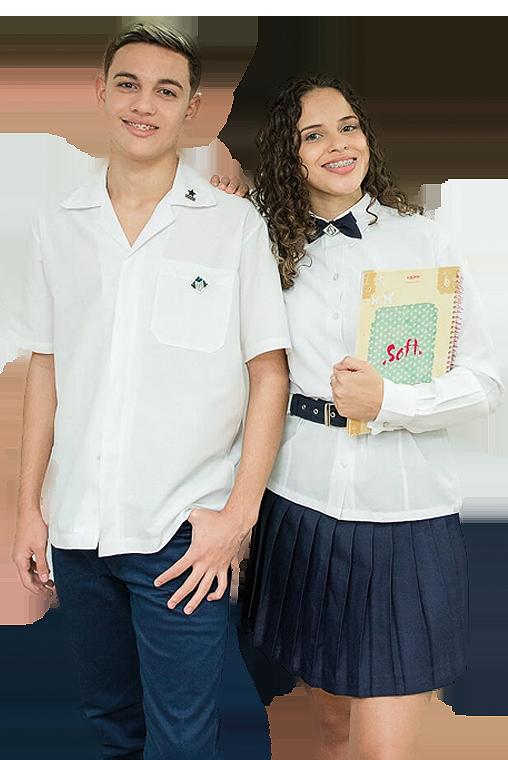 AIBJ Fábrica Uniformes Personalizados para Colégios Escolas