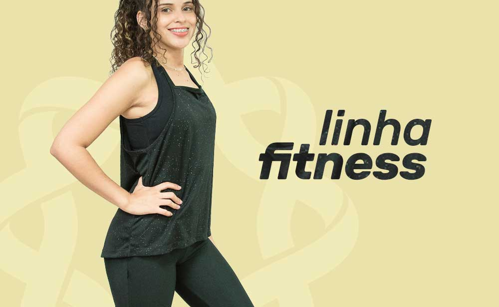 AIBJ Fábrica Roupas Academia Linha Fitness RJ